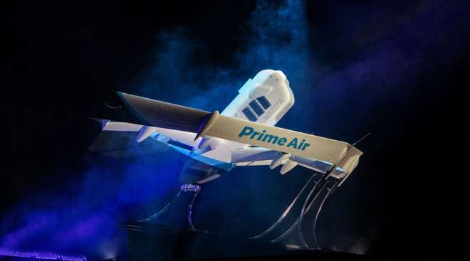 Amazon has received FAA approval to begin testing delivery drones.