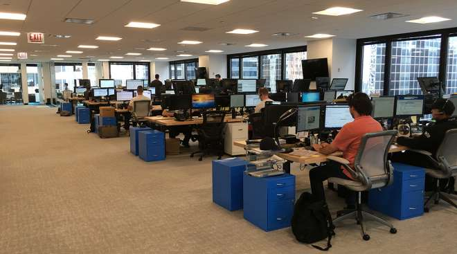 Arrive Logistics' new Chicago offices