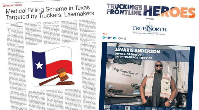 Wheels of Justice and Trucking's Frontline Heroes photo gallery