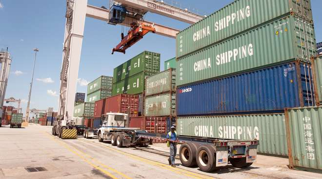 Shipping companies to control chassis pool.