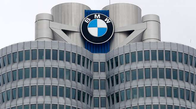 BMW headquarters in Munich, Germany
