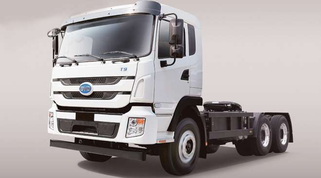 BYD Battery-Electric