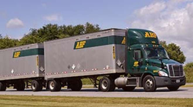 ABF Starts California Freight Surcharge