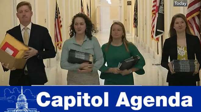 Congressional aides deliver fiscal 2020 budget proposal