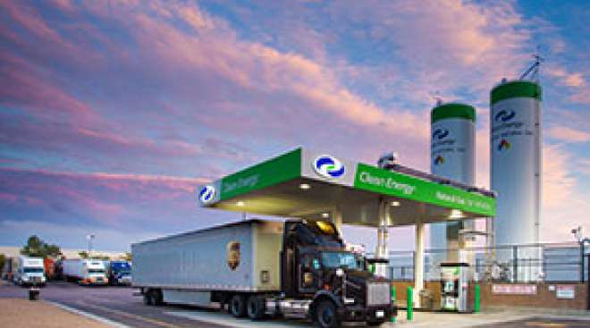Natural Gas Stations >> Clean Energy Opens Natural Gas Stations In Arizona New Mexico