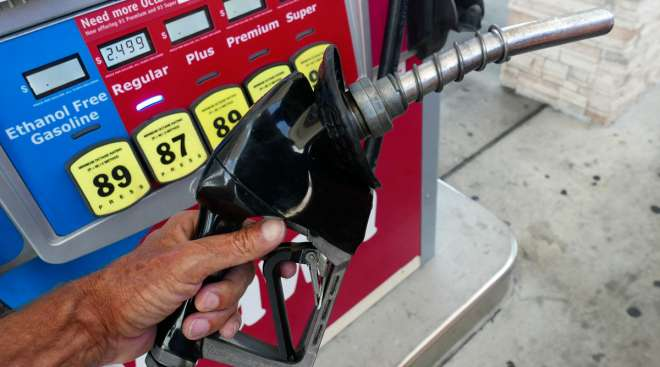 Rising gasoline costs were the primary contributor to the consumer price rebound.