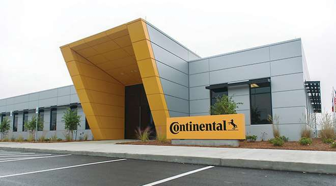 Continental employee training facility in Mississippi