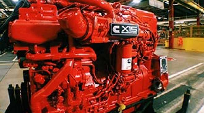 Cummins Rolls Out 2017 Greenhouse Gas Compliant X15 Engines