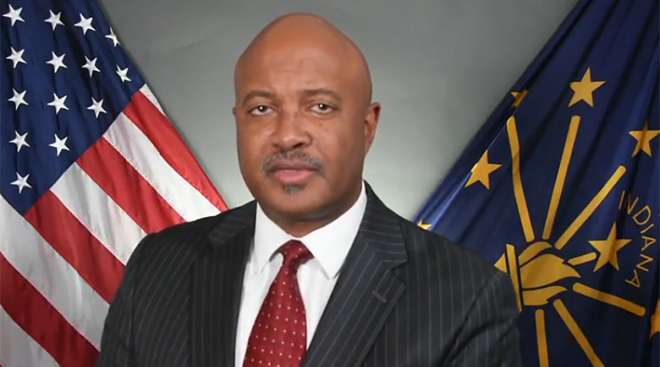 Indiana Attorney General Curtis Hill
