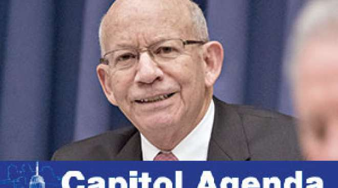 Rep. Peter DeFazio (D-Ore.) questions private funding for infrastructure