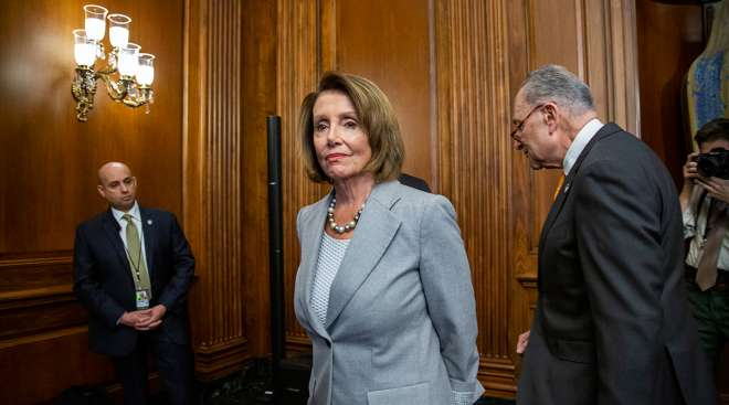 Nancy Pelosi and the Democrats