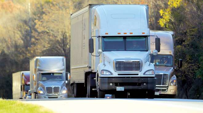 FMCSA proposes reductions to commercial vehicle registration fees.