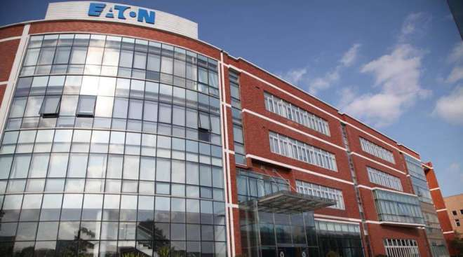 Eaton reported its earnings Oct. 30