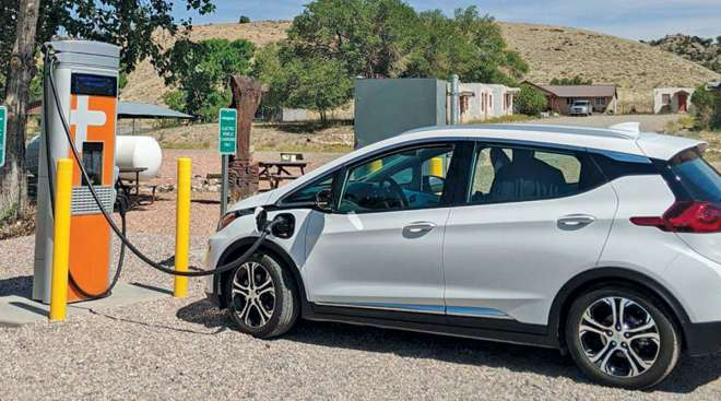 New EV Charger Can Provide 62 Miles of Range in 3 Minutes