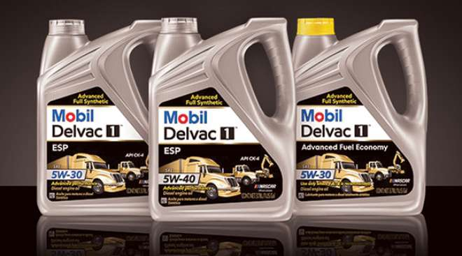 ExonMobil synthetic oils