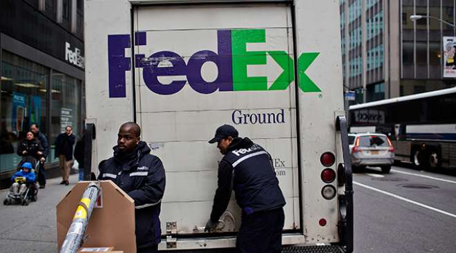 FedEx Ground Settles Overtime Case With Oregon Drivers for