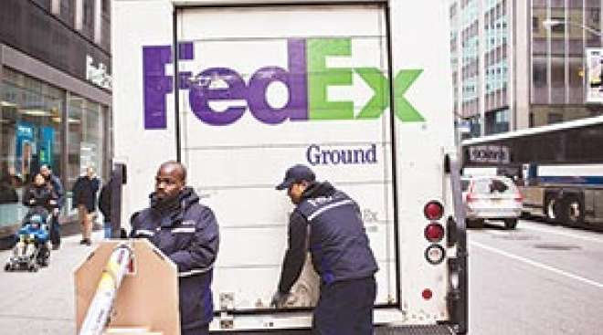 FedEx Ground to Pay $240 Million to Settle Driver