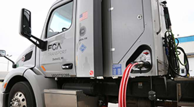 Trucking Companies Remain Committed to Alternative Fuels