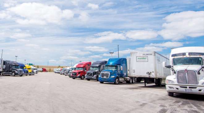 Florida DOT weighs issues with truck parking.