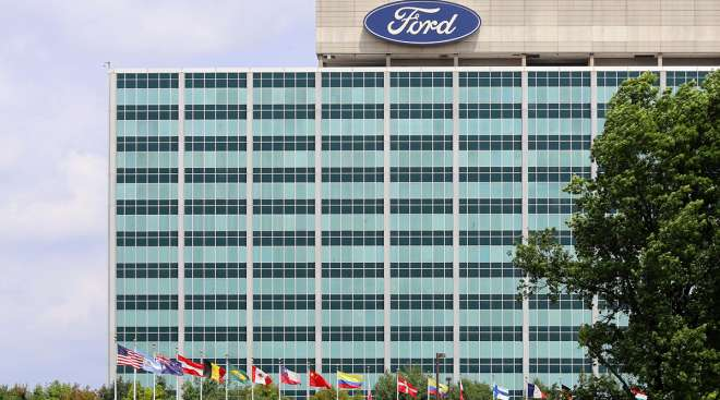 Ford Motor Co. headquarters in Dearborn, Mich. (Dreamstime/TNS)