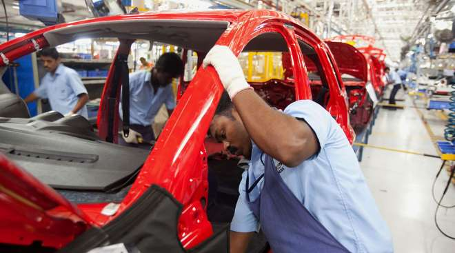 Ford Will Cease Making Cars in India, Take $2 Billion Charge