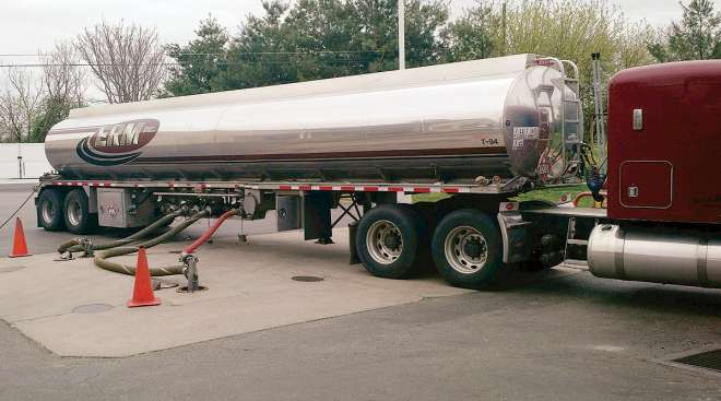 Fuel delivery in Maryland