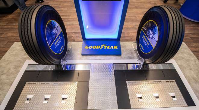 Goodyear Check Point
