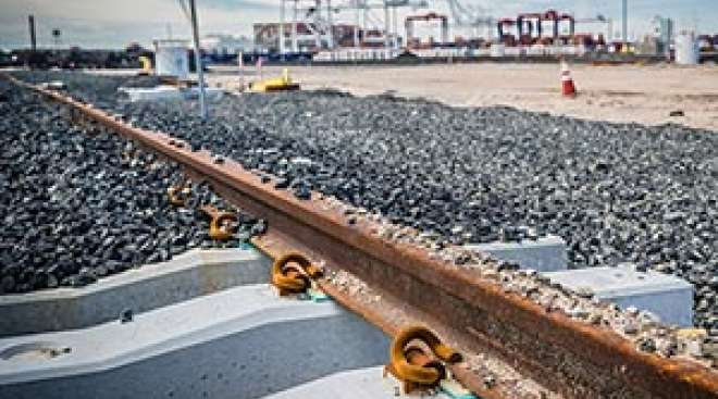 Construction Begins on New Jersey Intermodal Terminal