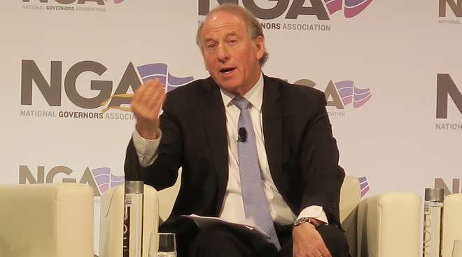 Richard Haass, president of the Council on Foreign Relations.