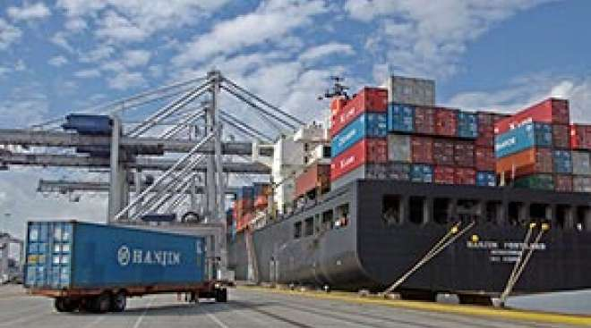 Labor Dispute at Port of Portland Halts Container Traffic