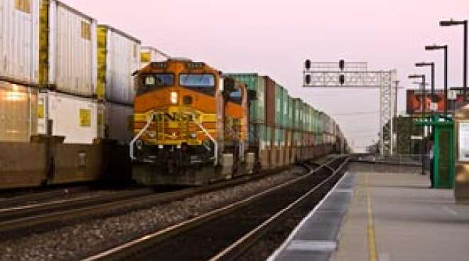 BNSF Starts $180 Million Expansion of California Intermodal