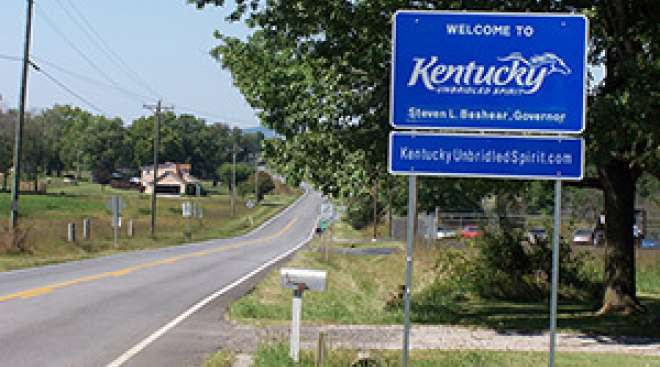 Kentucky Drops 511 for Online Traffic and Road Information