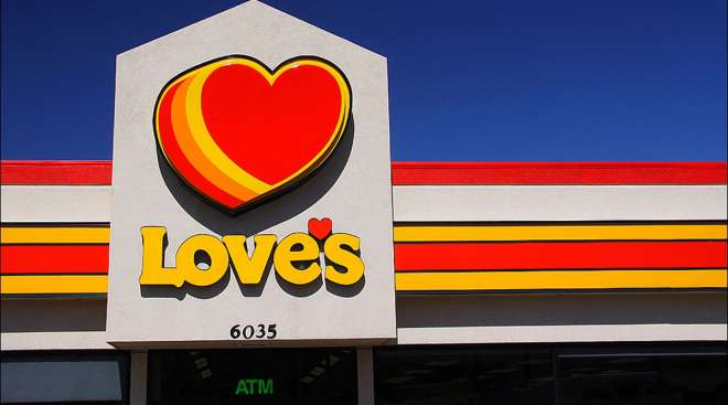 Love's sign