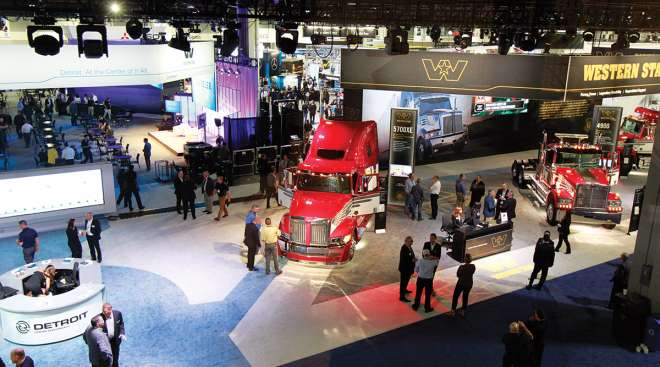 2017 North American Commercial Vehicle Show