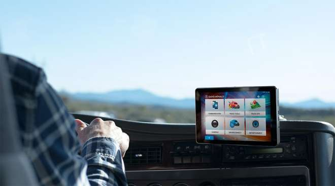 Rand McNally Introduces Navigation Device With Voice