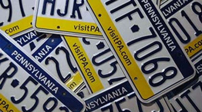 Pennsylvania to Eliminate License Plate Registration Stickers for