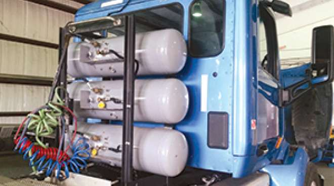 Early Tests Show Promise for Propane as Alternate Fuel for