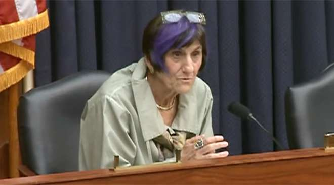 Appropriations Committee Chairwoman Rosa DeLauro (D-Conn.)