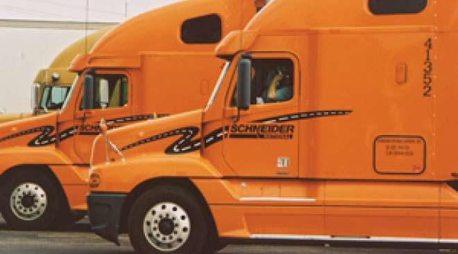Schneider to Sell Forwarding Business