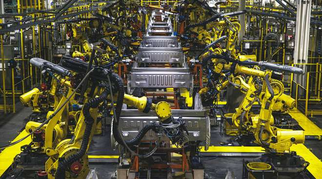 Ford Rogue plant