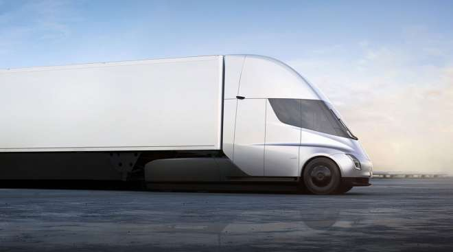 Tesla said in its 2020 Q1 earnings report that it would delay production and deliveries of its Semi until 2021.