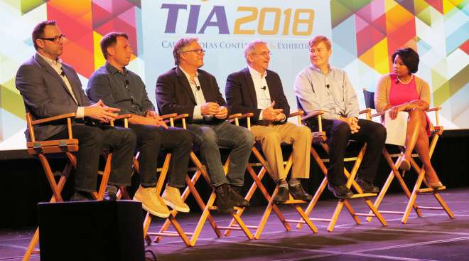 TIA panel of experts on automation