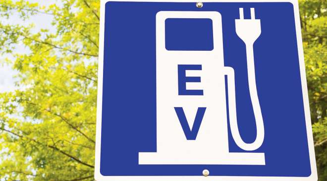 Vehicle technology research includes many electric vehicle projects.