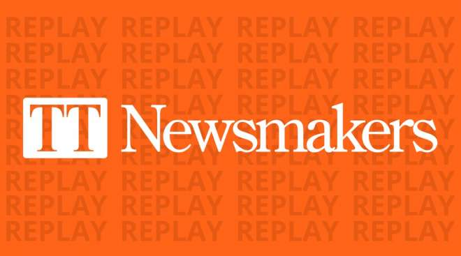 Replay of TT Newsmakers