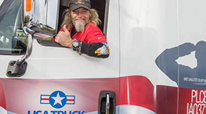 names of truck drivers in usa