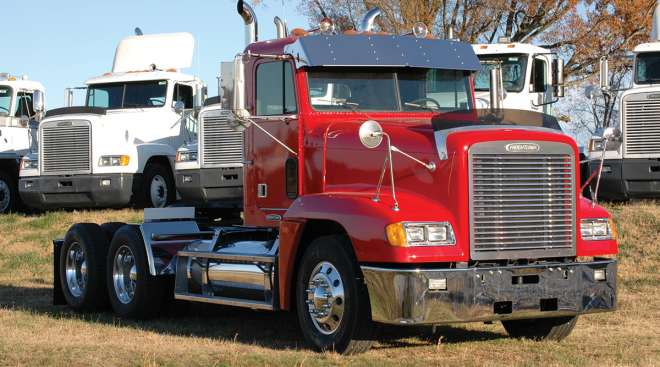 Used Class 8 Freightliner