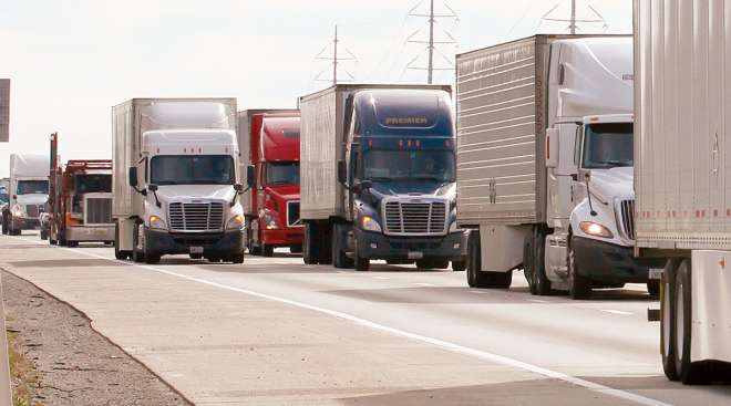 ATA Freight forecast projects growth.