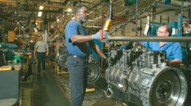 Volvo, Mack to Make Transmissions at Hagerstown, Md., Plant