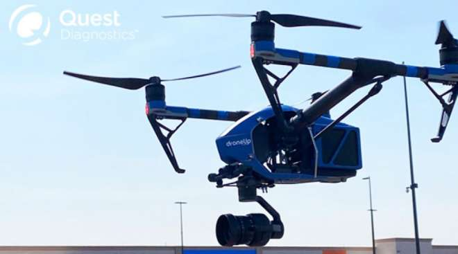 Walmart recently has ramped up its drone delivery efforts.