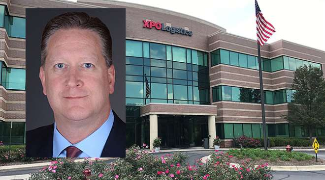 XPO Logistics has terminated COO Ken Wagers